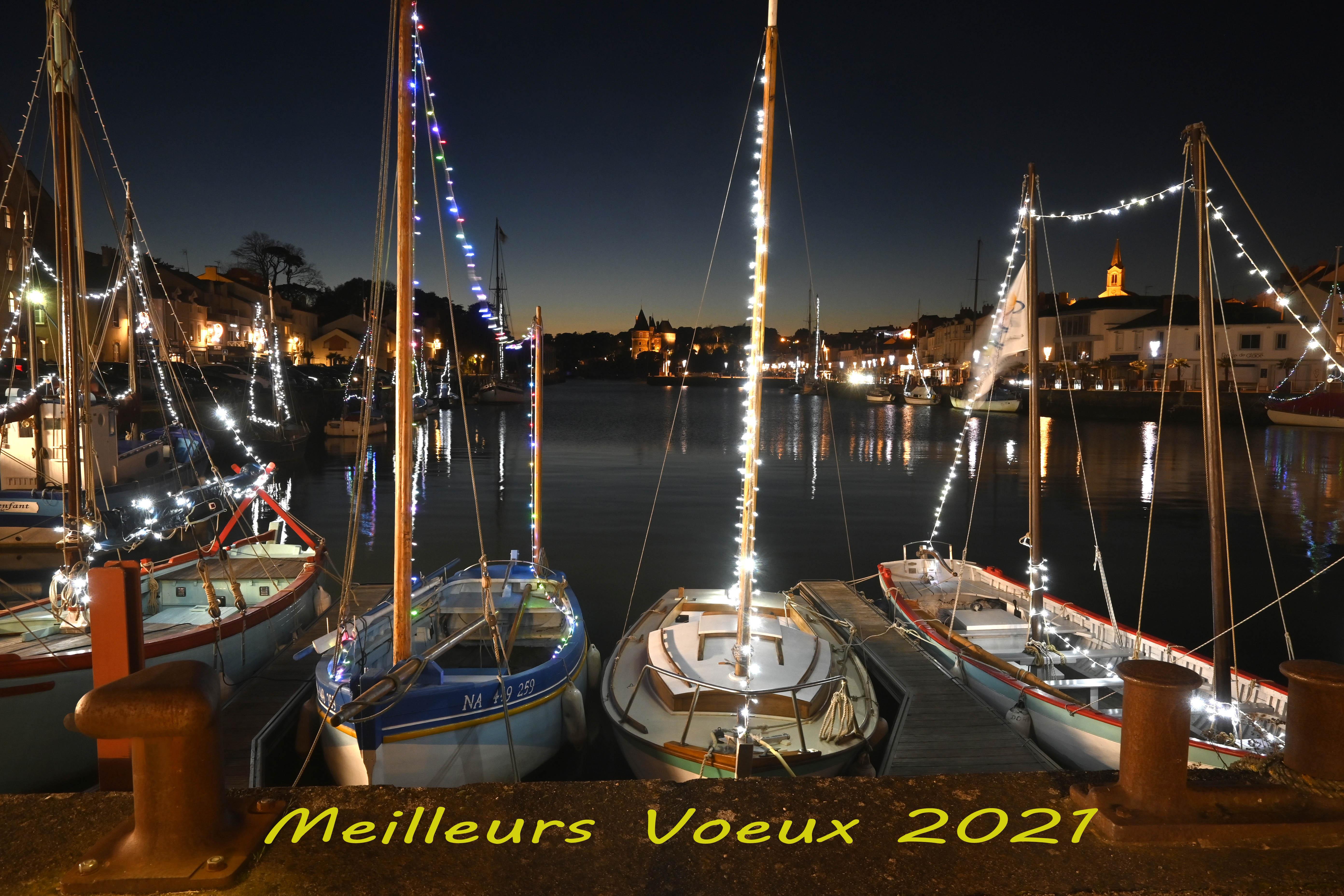 Joyeuses Fêtes de fin d' année 2020