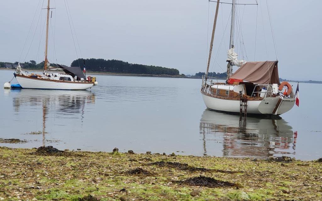Croisière en flottille la semaine prochaine avec Anelor et Salangane